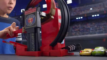 Disney Pixar Cars Lightspeed Loopin' Launcher TV Spot, 'Loop and Launch' - Thumbnail 8