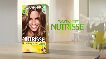 Garnier Nutrisse TV Spot, 'Nourished Hair. Better Color.' Featuring Tina Fey - Thumbnail 4