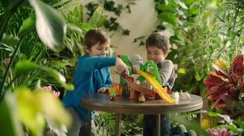Thomas & Friends Take-N-Play Jungle Quest TV Spot, 'Explore' - 364 commercial airings