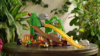 Thomas & Friends Take-N-Play Jungle Quest TV Spot, 'Explore' - Thumbnail 1