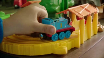 Thomas & Friends Take-N-Play Jungle Quest TV Spot, 'Explore' - Thumbnail 3
