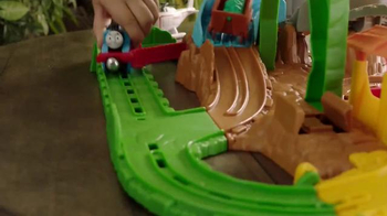 Thomas & Friends Take-N-Play Jungle Quest TV Spot, 'Explore' - Thumbnail 4