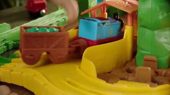Thomas & Friends Take-N-Play Jungle Quest TV Spot, 'Explore' - Thumbnail 5