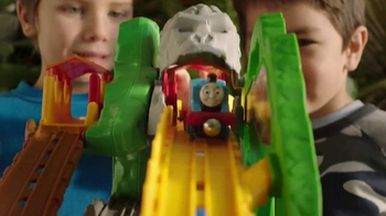Thomas & Friends Take-N-Play Jungle Quest TV Spot, 'Explore' - Thumbnail 6
