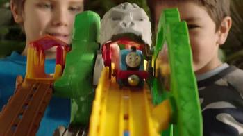 Thomas & Friends Take-N-Play Jungle Quest TV Spot, 'Explore' - Thumbnail 6