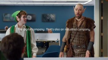 General Electric TV Spot, 'Orc-O-Gram' - 553 commercial airings