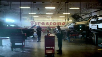 Firestone Complete Auto Care TV Spot, 'Celebrating 90 Years' - Thumbnail 4