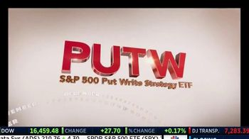WisdomTree TV Spot, 'CBOE S&P 500 PutWrite Strategy Fund'