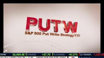 WisdomTree TV Spot, 'CBOE S&P 500 PutWrite Strategy Fund' - Thumbnail 4