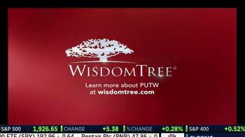 WisdomTree TV Spot, 'CBOE S&P 500 PutWrite Strategy Fund' - Thumbnail 5