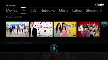 XFINITY X1 Entertainment Operating System TV Spot, 'Say It and See It' - Thumbnail 1