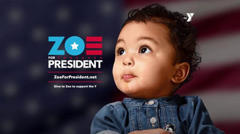 YMCA TV Spot, 'Zoe for President: Change Is Coming... Eventually'