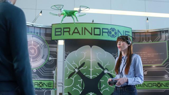 General Electric Predix TV Spot, 'BrainDrone' - 650 commercial airings