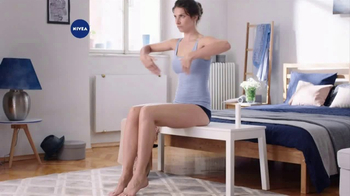 Nivea In-Shower Body Lotion  TV Spot, 'Fast Absorbing Moisturizer' - Thumbnail 1