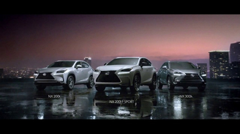 Lexus NX TV Spot, 'Impossible to Ignore' [T1] - Thumbnail 7