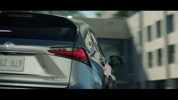 Lexus NX TV Spot, 'Impossible to Ignore' [T1] - Thumbnail 3