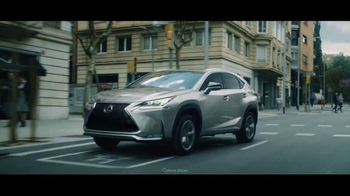 Lexus NX TV Spot, 'Impossible to Ignore' [T1] - Thumbnail 4