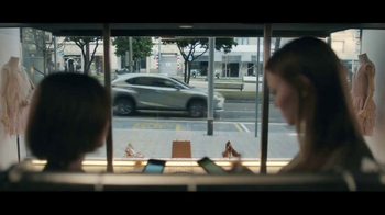 Lexus NX TV Spot, 'Impossible to Ignore' [T1] - Thumbnail 5
