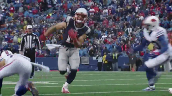 NFL TV Spot, 'Playoffs: New England' [Spanish] - 8 commercial airings