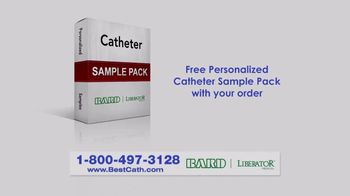 Liberator Medical Supply TV Spot, 'Catheter Sample Pack'