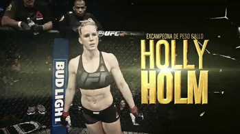 Pay-Per-View TV Spot, 'UFC 208: Holm vs. De Randamie' [Spanish] - Thumbnail 2