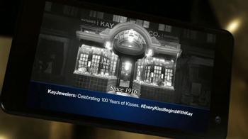 Kay Jewelers TV Spot, '100 Years of Kisses' - Thumbnail 1
