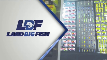LandBigFish.com TV Spot, 'Biggest Online Tackle Shop' - Thumbnail 1