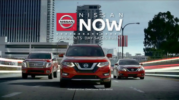 Nissan Now Presidents Day Sales Event TV Spot, '2017 Safety Picks' [T2] - Thumbnail 2