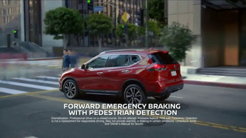 Nissan Now Presidents Day Sales Event TV Spot, '2017 Safety Picks' [T2] - Thumbnail 4