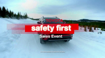 Toyota Safety First Sales Event TV Spot, '2017 Corolla LE' [T2] - Thumbnail 2