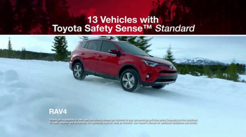 Toyota Safety First Sales Event TV Spot, '2017 Corolla LE' [T2] - Thumbnail 3