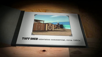 Tuff Shed 2-Day Sale TV Spot, 'The Test of Time' - Thumbnail 2