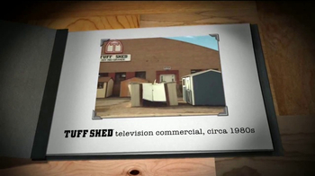 Tuff Shed 2-Day Sale TV Spot, 'The Test of Time' - Thumbnail 3
