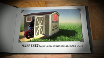 Tuff Shed 2-Day Sale TV Spot, 'The Test of Time' - Thumbnail 4
