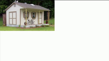 Tuff Shed 2-Day Sale TV Spot, 'The Test of Time' - Thumbnail 7