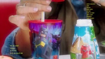 McDonald's Happy Meal TV Spot, 'The LEGO Batman Movie: What a Cutie' - 818 commercial airings