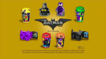 McDonald's Happy Meal TV Spot, 'The LEGO Batman Movie: What a Cutie' - Thumbnail 7
