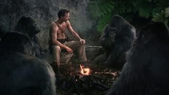 Old Spice Odor Blocker TV Spot, 'Jungle Hero' - Thumbnail 7