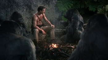 Old Spice Odor Blocker TV Spot, 'Jungle Hero' - Thumbnail 8