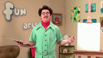 Doritos DINAMITA TV Spot, 'Adult Swim: Fun Arts' - Thumbnail 1