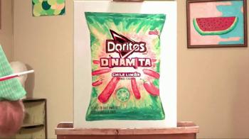 Doritos DINAMITA TV Spot, 'Adult Swim: Fun Arts' - Thumbnail 6