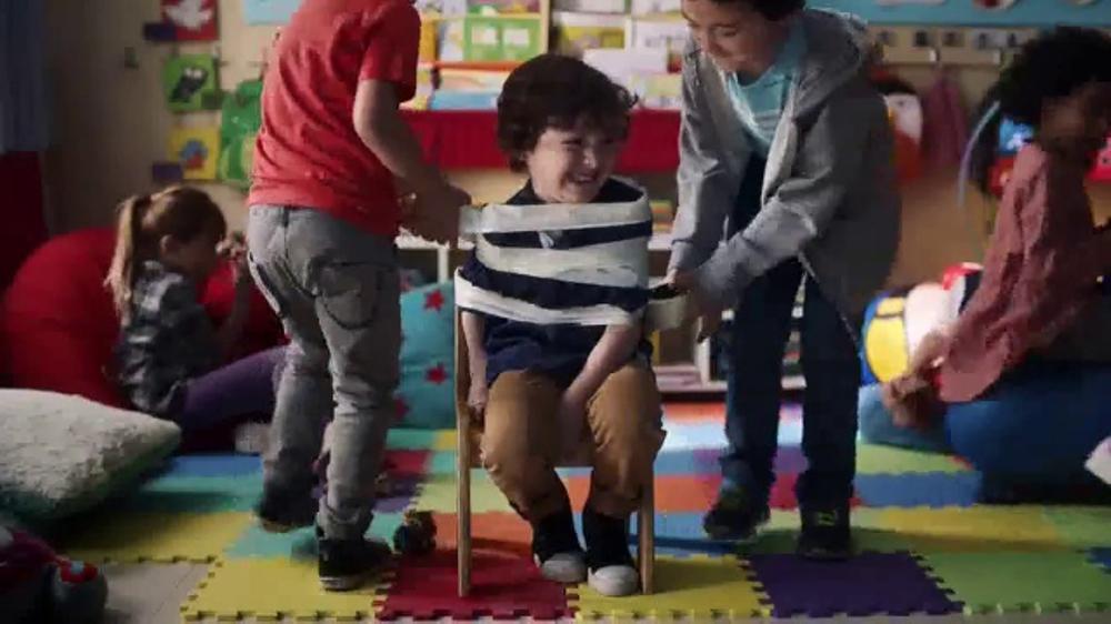 Booking.com TV Commercial, 'Kindergarten'