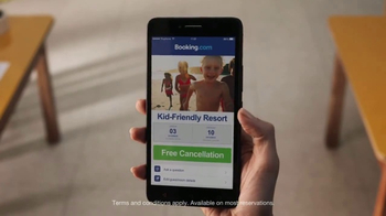 Booking.com TV Spot, 'Kindergarten' - Thumbnail 4