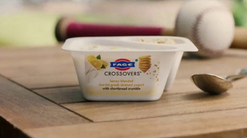 Fage Crossovers Lemon With Shortbread Crumble TV Spot, 'Hope You're Ready' - Thumbnail 1