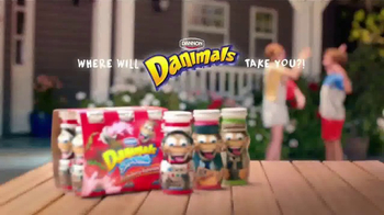 Danimals Smoothie TV Spot, 'Astronaut Bongo' - Thumbnail 10