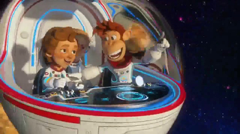 Danimals Smoothie TV Spot, 'Astronaut Bongo' - Thumbnail 7