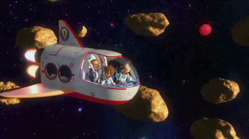 Danimals Smoothie TV Spot, 'Astronaut Bongo' - Thumbnail 8