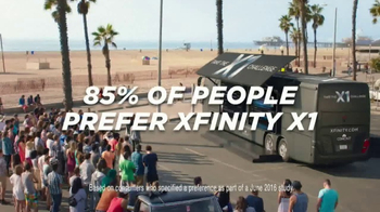 XFINITY X1 TV Spot, 'Shows On the Go' Featuring Chris Hardwick - Thumbnail 7