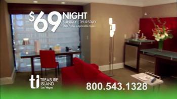 Treasure Island Hotel & Casino TV Spot, '$69 Offer' - Thumbnail 2