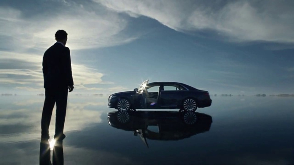 2017 Lincoln Continental Tv Commercial Crafted Featuring Matthew